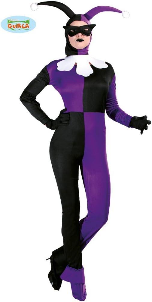 Disfraz de Lady Joker Quinn - Estándar: Amazon.es: Juguetes y juegos