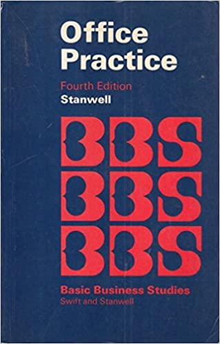 Office Practice (Basic Business Studies)