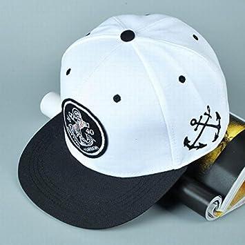Hatrita-J Gorras de Béisbol de 2017 de alta calidad estilo HipHop bordados gorras Snapback planos estadounidense Chico Casual Cap Hip-Hop agradable para ...