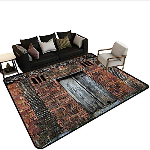 (Antique,Dining Table Rugs 60