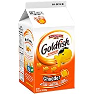Pepperidge Farm, Goldfish Crackers, Cheddar, 30 Oz Carton