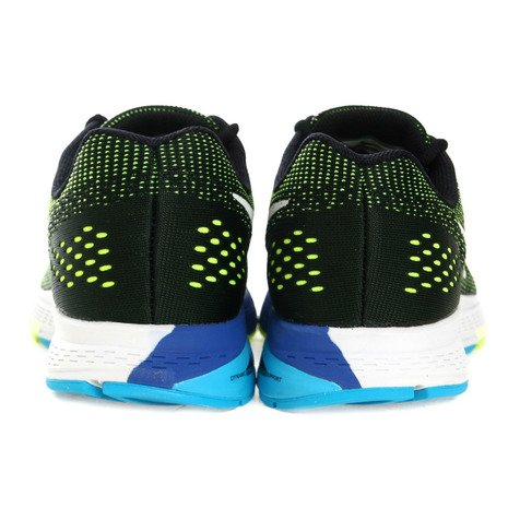Nike Men's Air Zoom Structure 19(4e) Running Shoes Black (Black (Black / Pure Platinum-volt-blue Lagoon)) hxFCKu636