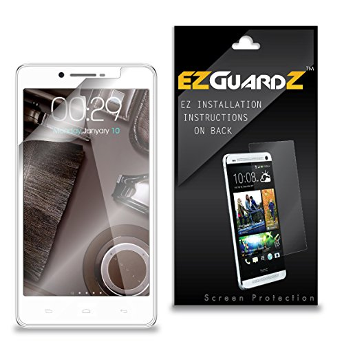 (3-Pack) EZGuardZ Screen Protector for Micromax A102 Canvas Doodle 3 (Ultra Clear)