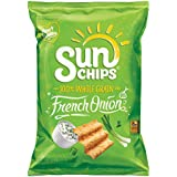 Sun Chips French Onion Flavored Multigrain Snacks, 7 Ounce
