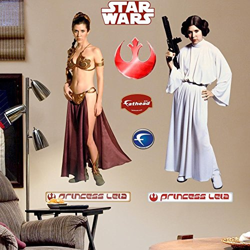 Star Wars Princess Leia Wall Graphic ()