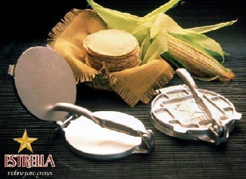 tortilla press 12 inch - 8