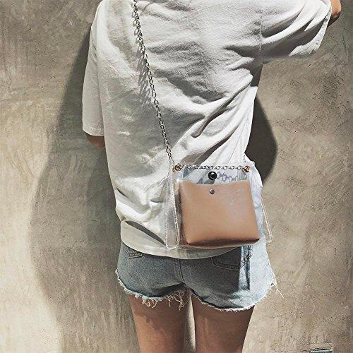 AFfeco para al mujer hombro única talla 1 Bolso xBwfxz