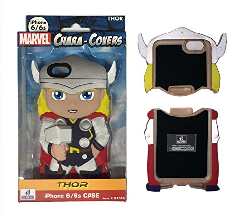 Thor Chara-Covers iPhone 6 and 6S Cell Phone Case (Thor Cover)