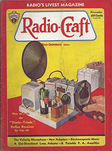 Radio Craft Magazine (November 1932)