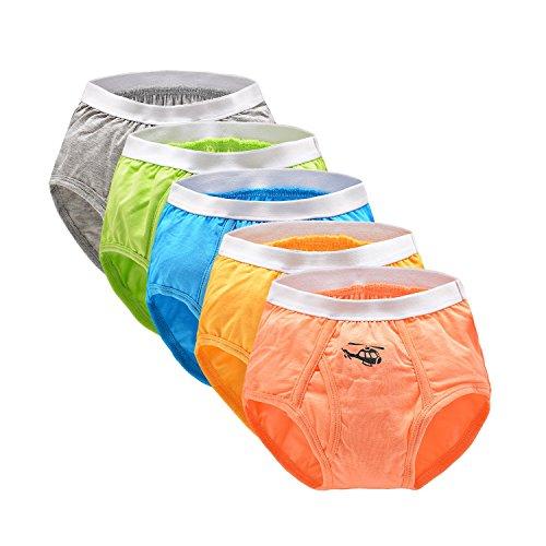 5Mayi Underwear Cotton Briefs Toddler