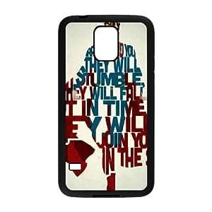Superman Samsung Galaxy S5 Cell Phone Case Black xlb-141824