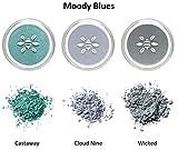 Honeybee Gardens PowderColors Trio Collection (Blue)
