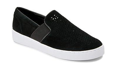 ec2fe0c99dd5 Vionic Women s Splendid Kani Slip-on - Ladies Walking Shoes Concealed  Orthotic Support Black 5