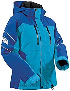 Blue, Small HMK Womens Action 2 Jacket