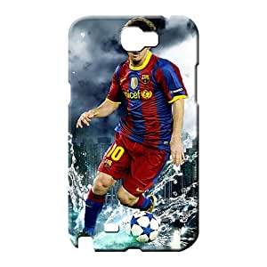 samsung note 2 Shock-dirt High Grade Snap On Hard Cases Covers phone carrying case cover lionel messi