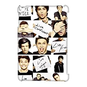 DIY Phone Case with Hard Shell Protection for Ipad Mini 3D case with One Direction lxa#294533