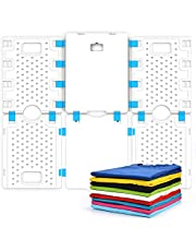 BoxLegend V4 Shirt Folding Board T Shirts Clothe Folder Durable Laundry folders Folding Boards, Widen Shirt Folding Board