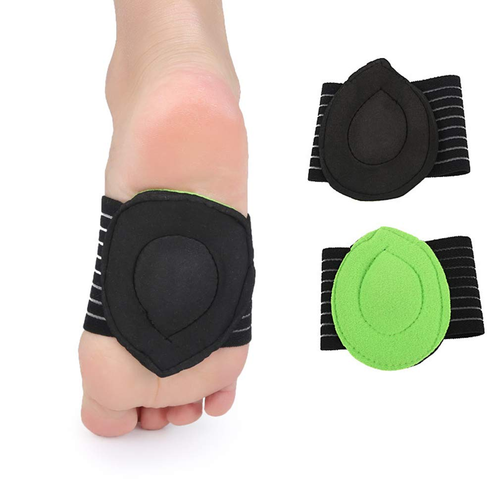 Xeminor Foot Arch Support Flat Foot Correction Reducing Strain on Tendons Suitable for Men or Women Foot 1PCS