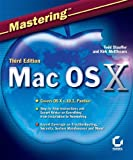 Mastering Mac OS X, Todd Stauffer and Kirk McElhearn, 0782142834