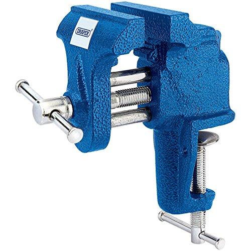 Draper 38267 75 Mm Bench Vice Amazon Co Uk Diy Tools