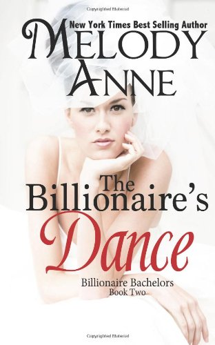 book cover of The Billionaire\'s Dance