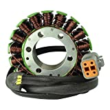 Generator Stator For Can-Am Outlander/Outlander Max/Renegade 330 400 450 500 570 650 800 800R 850 1000 1000R 2003-2018 OEM Repl.# 420296907 420684850 420685920