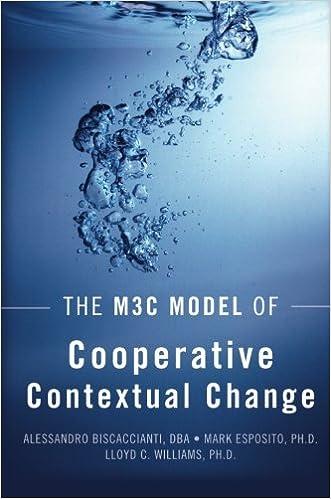 The M3C Model of Cooperative Contextual Change