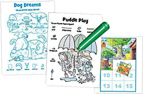 Lee Publications Magic Pen Painting - Highlights 'Hidden Pictures' - Magic Pen Painting