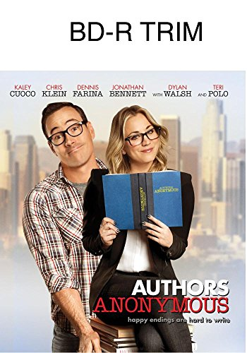 Authors Anonymous [Blu-ray]
