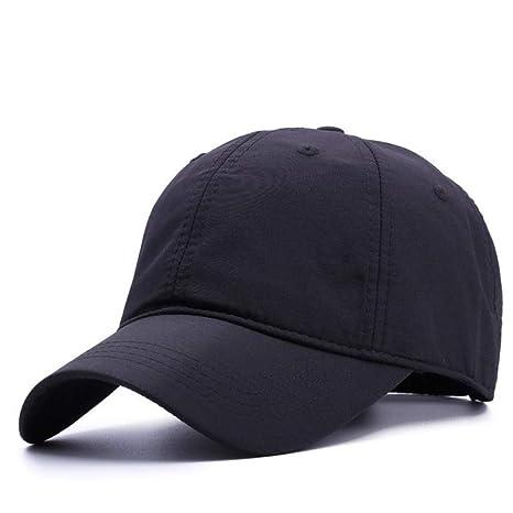 SONGYAG Gorra de béisbol Songyang Big Head Sombreros de béisbol ...