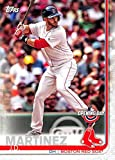 2019 Topps Opening Day #93 J.D. Martinez Boston Red Sox Baseball Card