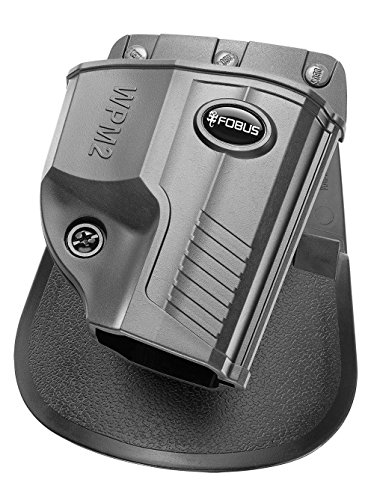 Walther PPS M2 Fobus Polymer Holster WPM2