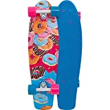 Penny Sub Tropics Nickel Complete Skateboard, Sweet Tooth, 27'' L