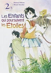 Les enfants qui poursuivent les étoiles, tome 2 par Makoto Shinkai