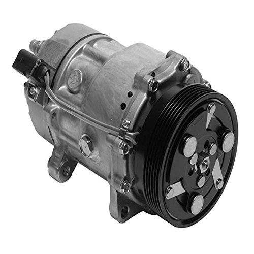- Denso 471-7003 New Compressor with Clutch