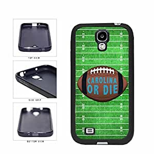 Carolina or Die Football Field TPU RUBBER SILICONE Phone Case Back Cover Samsung Galaxy S4 I9500