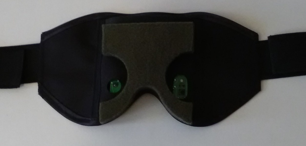 REM Dreamer PRO Lucid Dream Induction & Detection Sleep Mask Dreaming Device