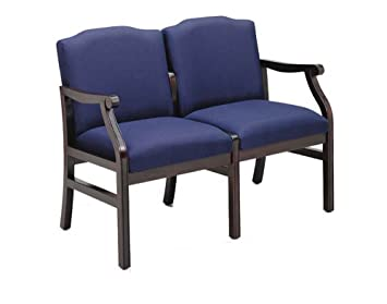 Amazon.com : Two Seat Sofa Dimensions: 43.75