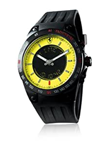 Ferrari Reloj Sf03-Yll Negro
