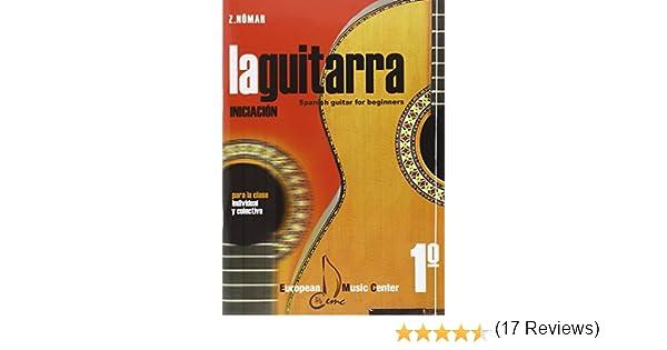 GUITARRA INICIACION O.VARIAS: Amazon.es: NOMAR: Libros