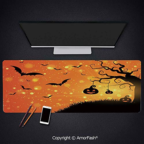 Colourful Mouse Pad,Premium-Textured Mouse Mat,Thickening,0.16 inch Thick,35.5