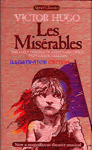 Les Miserables (Complete) (English) (Illustrated)