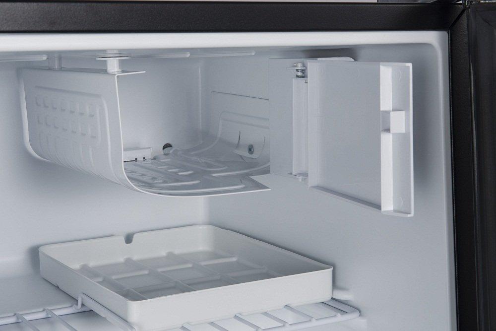 Willz WLR17BK 1.7 cu.ft. Refrigerator Single Door/ Chiller, Black by Willz (Image #2)