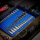 Neiko 10288A Master Hex Bit Socket Set, 32 Piece