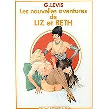 Les Nouvelles Aventures de Liz et Beth (Vertiges Bulles) (French Edition)