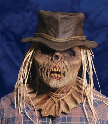 Zombie Scarecrow Mask (Zombie scarecrow mask)