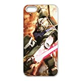 iPhone 5 5s Cell Phone Case White mobile suit gundam 011 KQ3438161