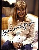 JULIE MCCULLOUGH HAND SIGNED JSA COA 8X10 PHOTO AUTHENTICATED AUTOGRAPH 4