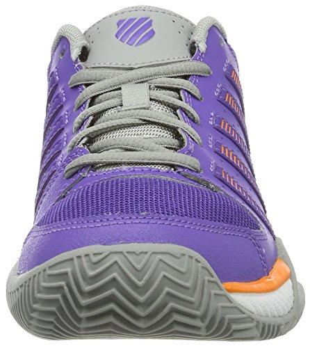 K-Swiss Performance Express Ltr Hb, Zapatillas de Tenis para Mujer Morado (Purple/orange)