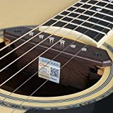 Description:   The Sunyin pickup,is a suitable Acoustic Folk Guitar   Item 100% like the picture shown A professional Piezo Contact Microphone pickup with volume control.      Your satisfaction is our priority.Buy Now and receive SUNYIN 100% Money-Ba...